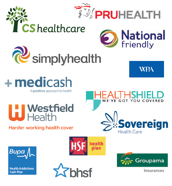 Using your Private Health Insurance